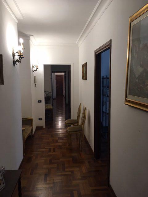 Corridoio Associazione Logos Roma
