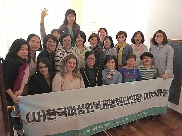 Foto di gruppo Logos Corea 2